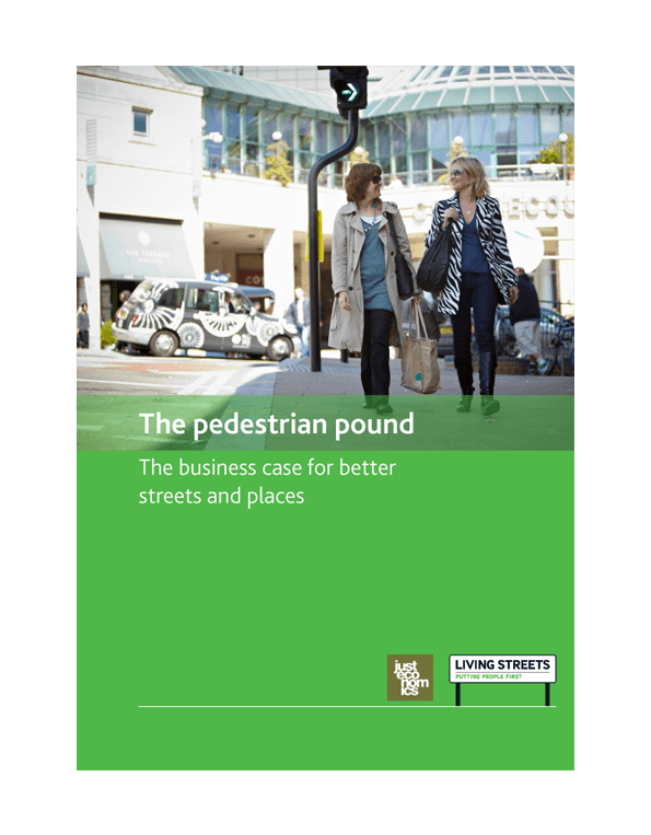 The pedestrian pound report