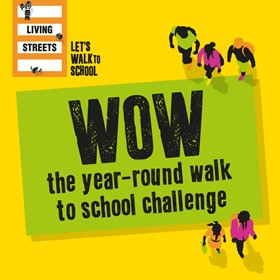 WOW our year-round walk to school challenge