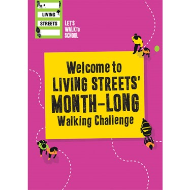 Month-long Walking Challenge - CLASSROOM PACK