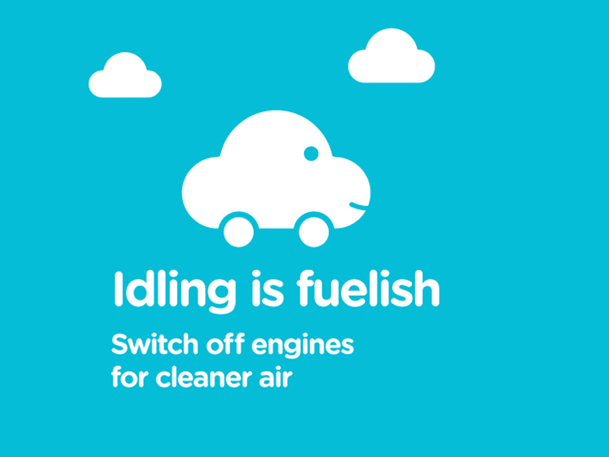 Idling is fuelish