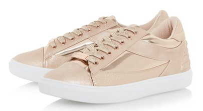 Elize lace-up trainers