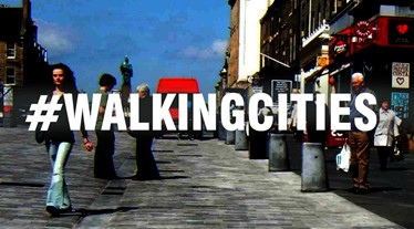 Walking Cities Edinburgh