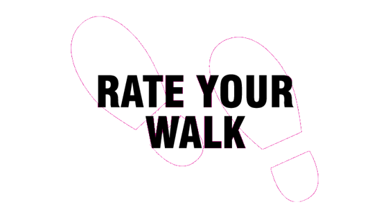 Rate Your Walk