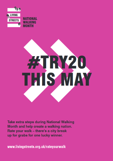 #Try20 poster