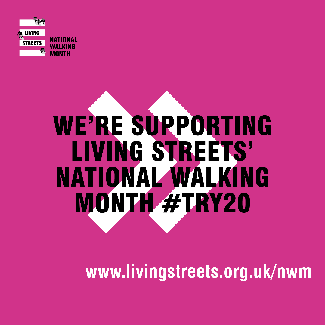national walking month living streets png