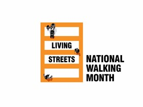 Living Streets National Walking Month