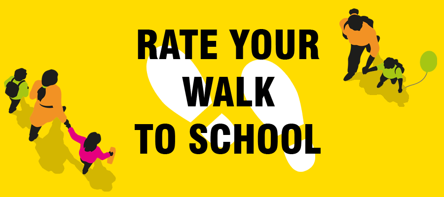 Rate your walk to school