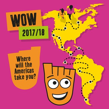 Walk the Americas – Full year of WOW badges 2017-18
