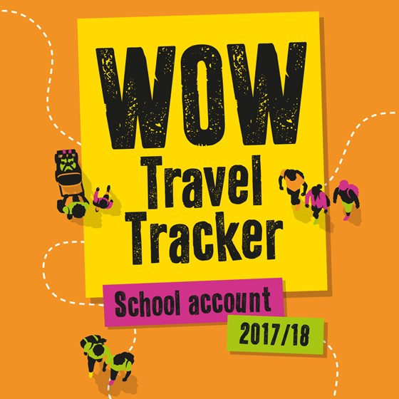 WOW Travel Tracker – Year's subscription 2017-18