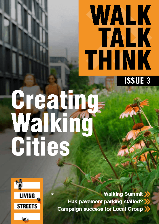 Walk Talk Think cover