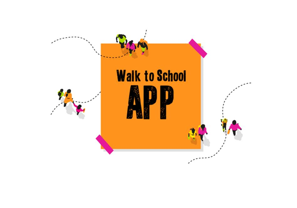 Walk to School app logo