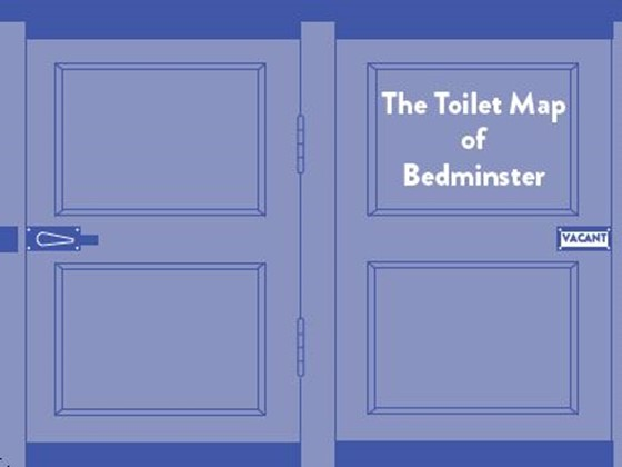 The Toilet Map of Bedminster