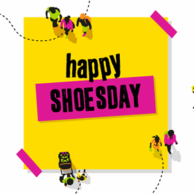 Happy Shoesday
