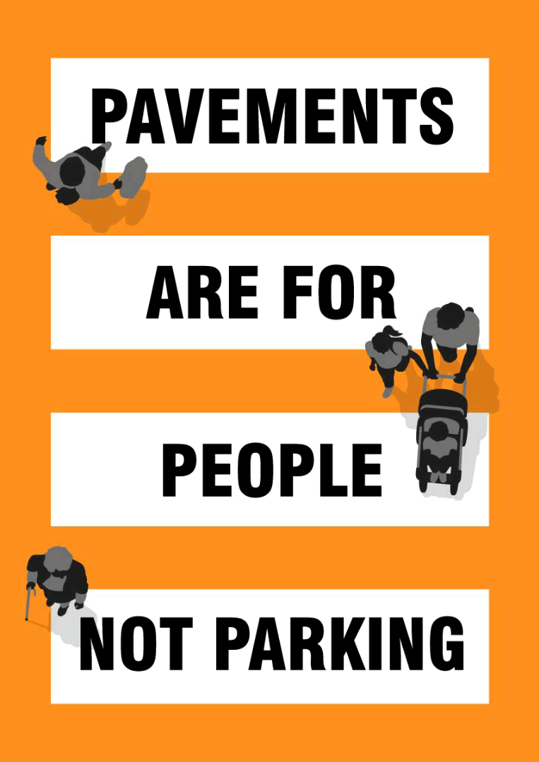 Pavements for people