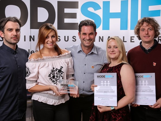 Modeshift award