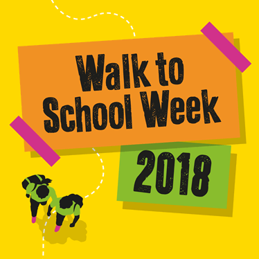 Walk to School Week 2018