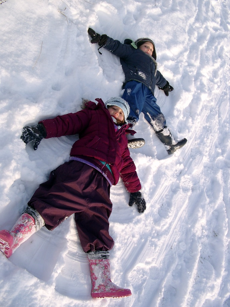 The Thompson Snow Angels
