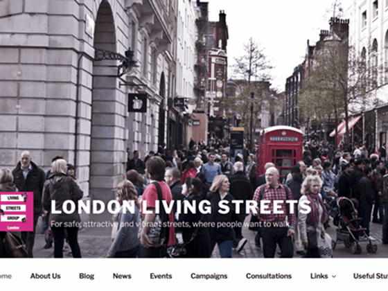 London Group Website
