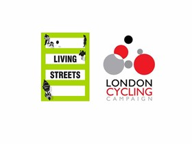 Living Streets and London Cycling Campaign