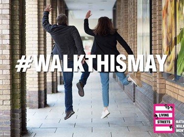 Walk This May