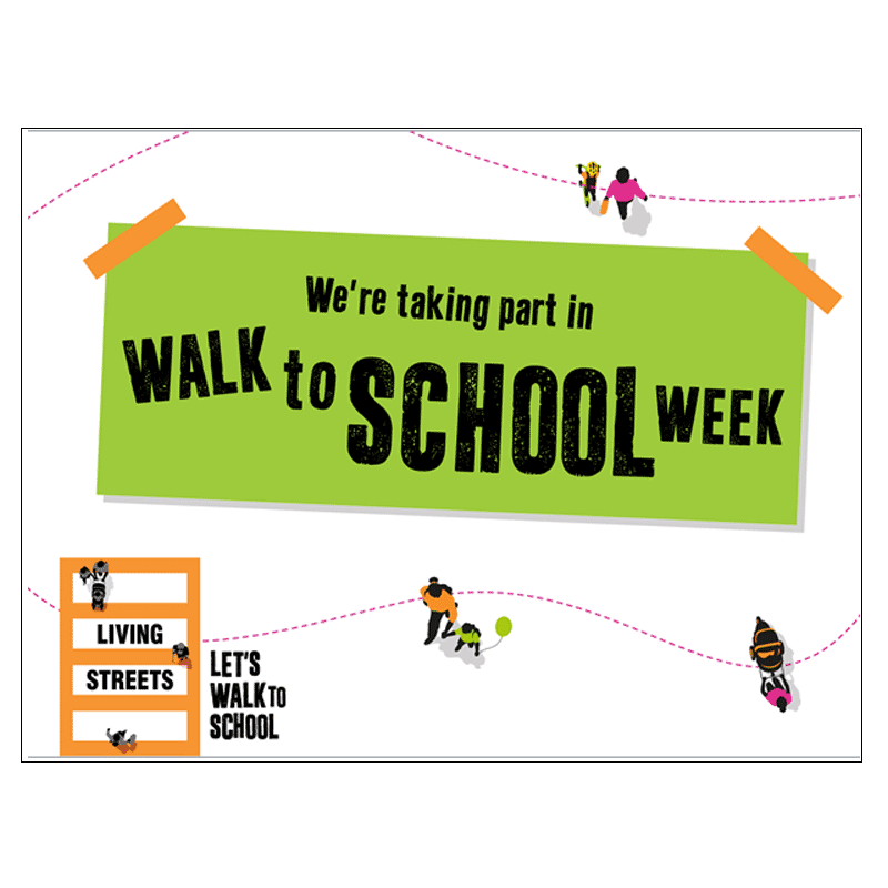 Walk to School Week Powerpoint