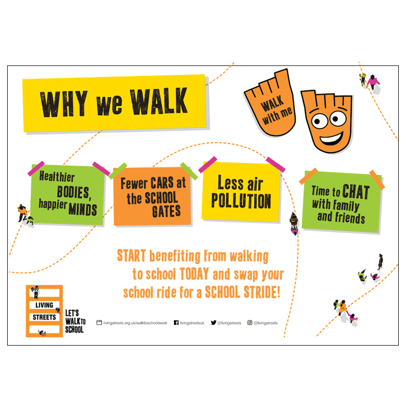 Why We Walk poster