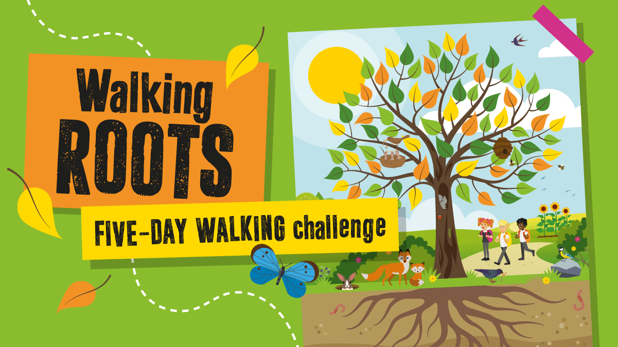 Walking Roots Five-day Walking Challenge