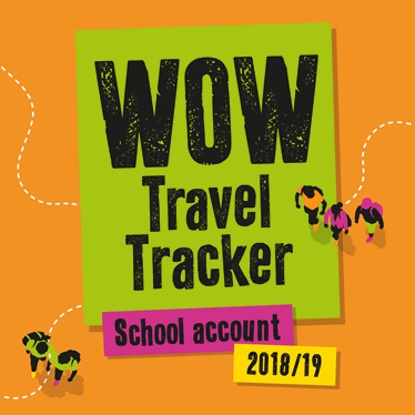 WOW Travel Tracker – Year's subscription 2018-19