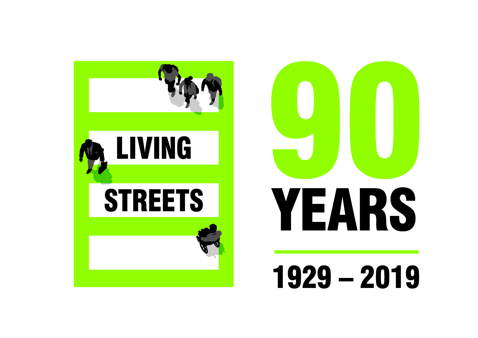 Living Streets is 90