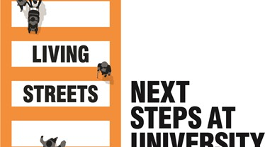Next steps at uni logo