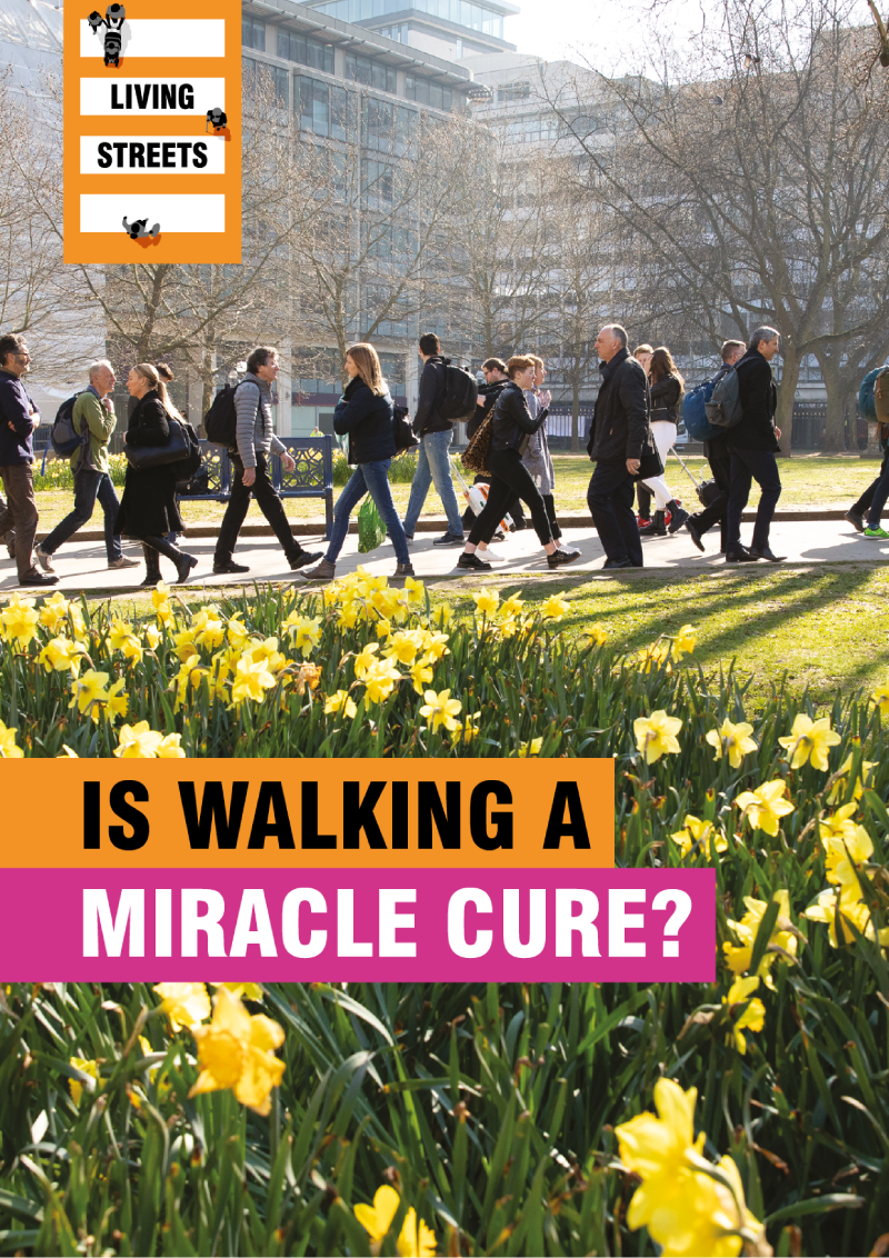 Is Walking a Miracle Cure cover