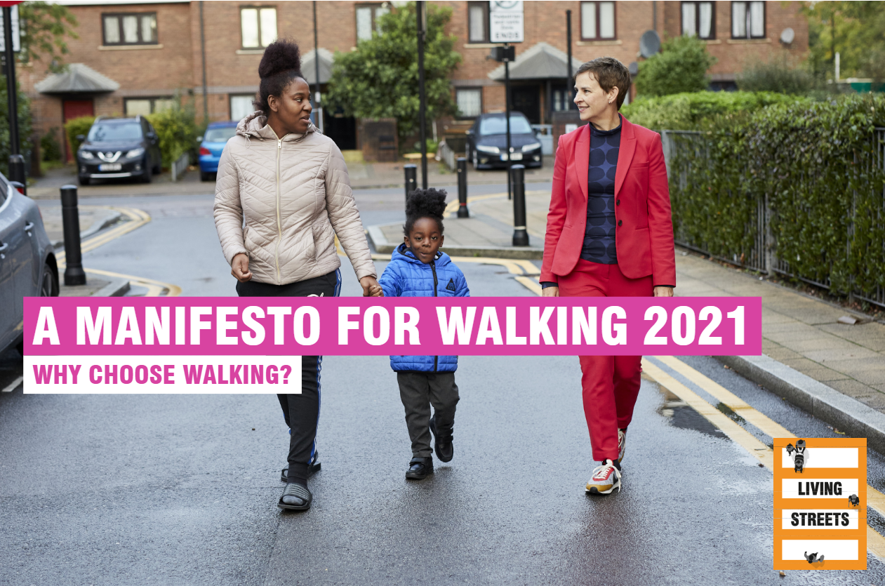 Manifesto for Walking